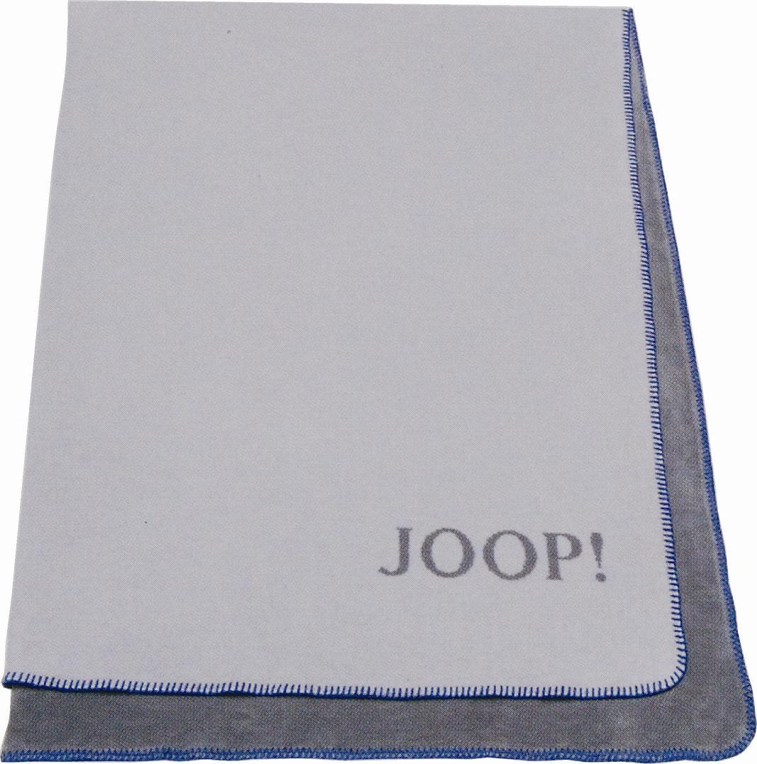 joop uni doubleface wohndecke schlafdecke decke 564399 ebay. Black Bedroom Furniture Sets. Home Design Ideas