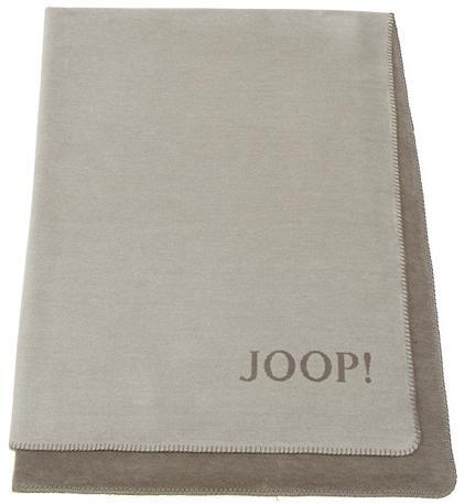 joop 585639 uni doubleface wohndecke kuscheldecke decke. Black Bedroom Furniture Sets. Home Design Ideas