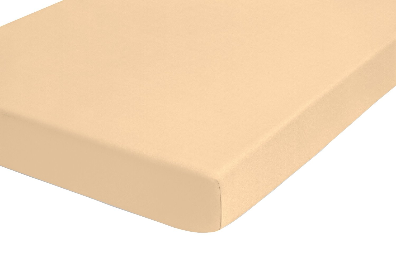 biberna boxspring spannbetttuch f r topper 180x200 200x220. Black Bedroom Furniture Sets. Home Design Ideas