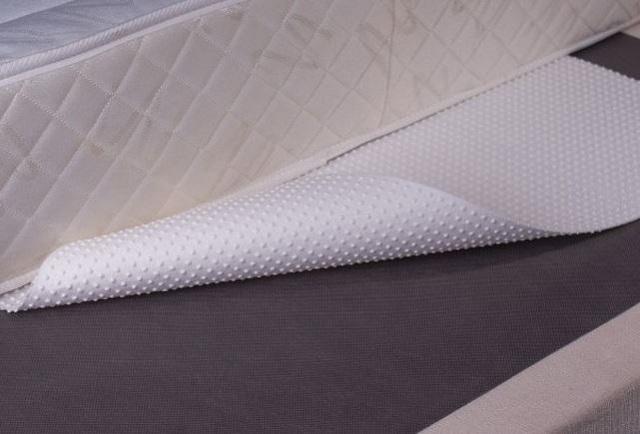 cevilit Box-Fix rutschfeste Matratzenunterlage Topper Boxspring-Betten