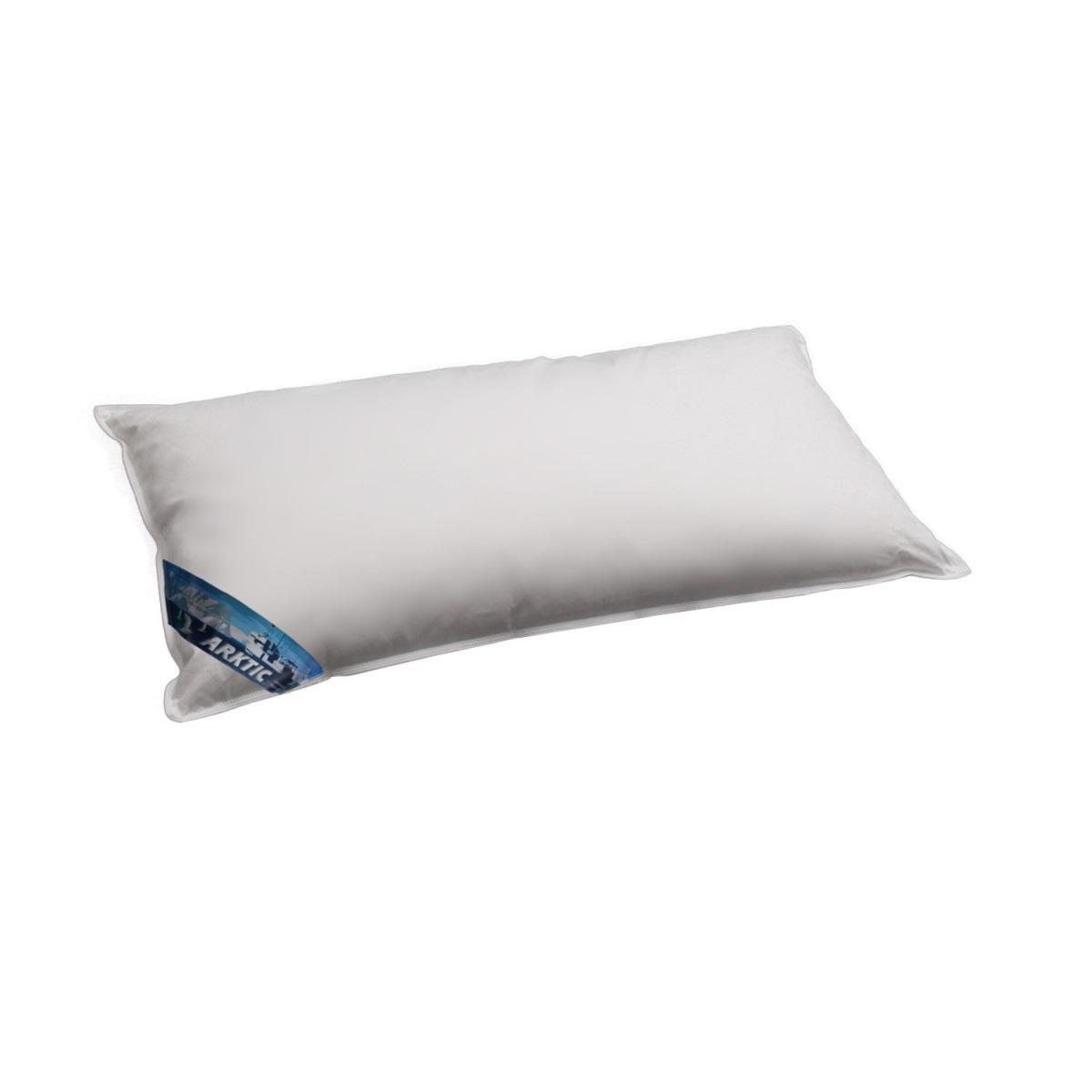 ARKTIC Daunenkissen arktischer Daunenflaum 100 % Daunen 40x80 cm weich