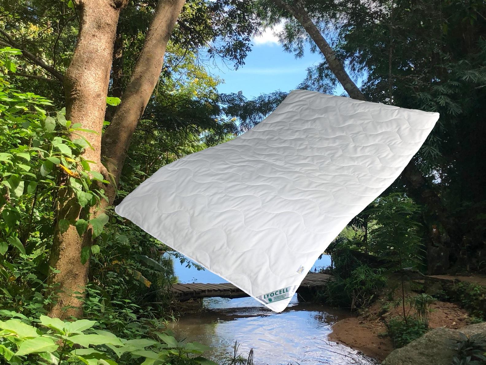 Sommerhit Lyocell Tencel Sommerdecke super leicht 100%Natur