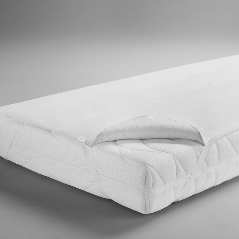 Dormisette Matratzenauflage hochwertige Auflage optimale Passform 80x200 cm