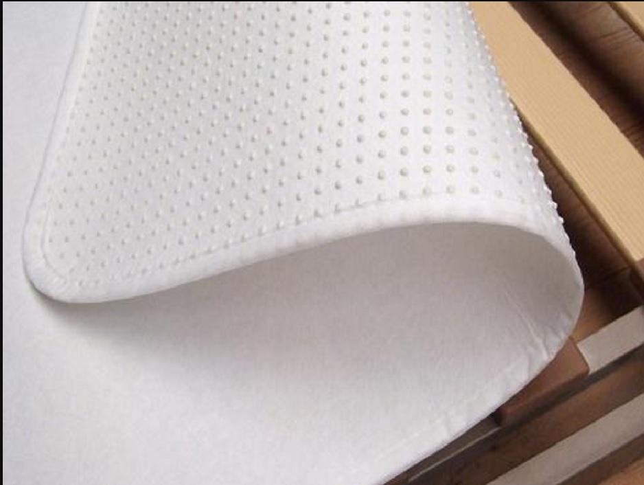 biberna Sleep and Protect Noppen Matratzenschoner Universalgröße 90-100x200 cm
