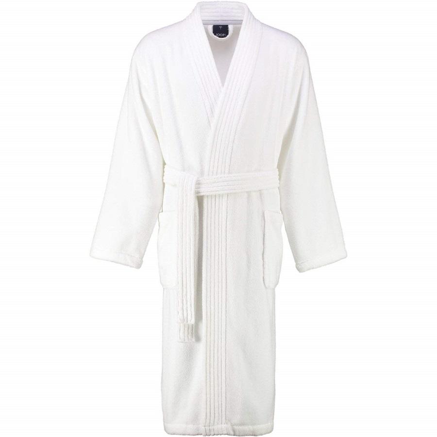JOOP! Bademantel Herren 1647-600 Kimono extraflauschig Baumwolle