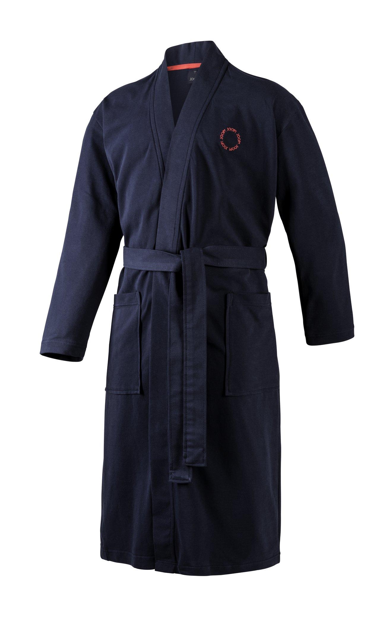 JOOP! Beach Capsule Herren Kimono 1655-12 Marine Größe S 46-48