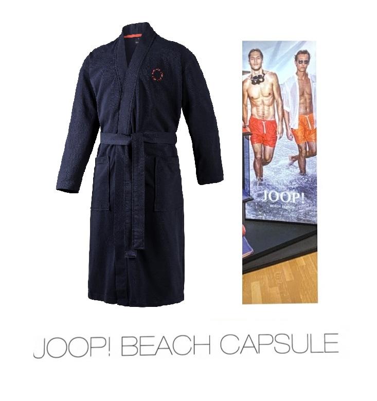 JOOP! Beach Capsule Herren Kimono leichter Bademantel Kollektion 2020