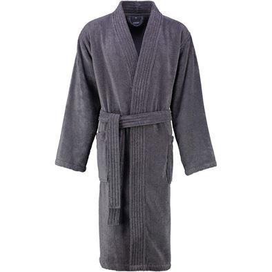 JOOP! Bademantel Herren 1647-767 Kimono extraflauschig Baumwolle