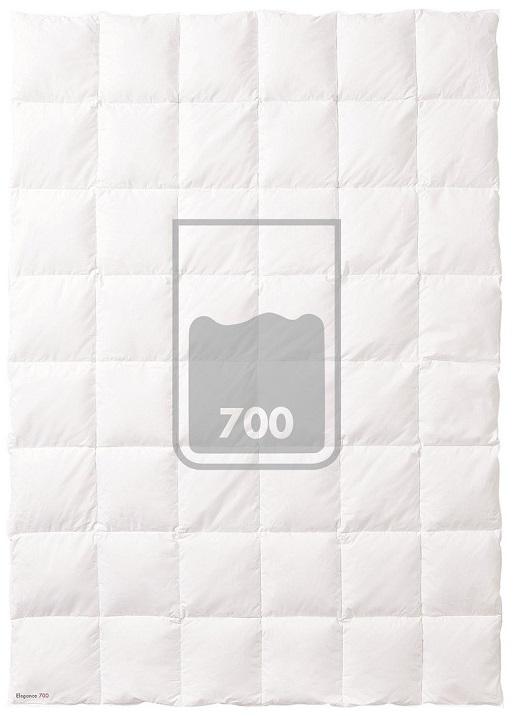 Kauffmann Elegance 700 Daunen extra warme Winterdecke 100% Gänsedaune Bramscher