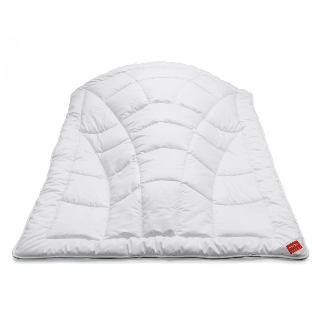 Hefel Klima Control Comfort Winterdecke 135x200 cm 100% Tencel Füllung Gewebe