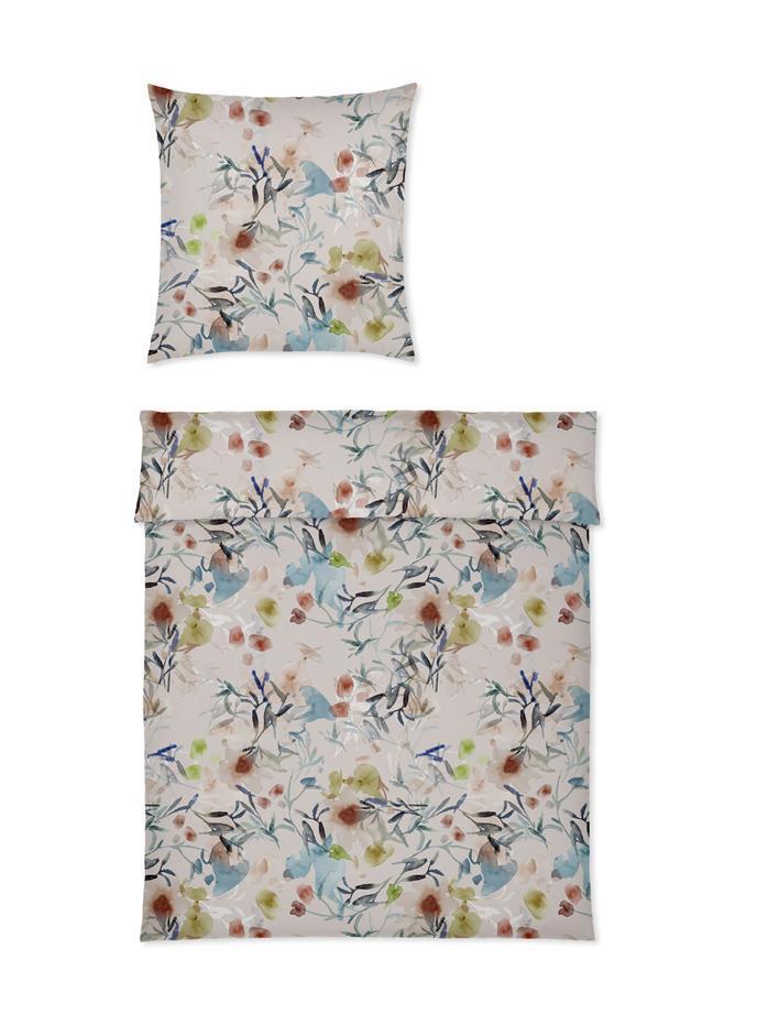 yes for bed Bettwäsche Grassland 769-07 135x200 cm 100% Baumwolle Sale