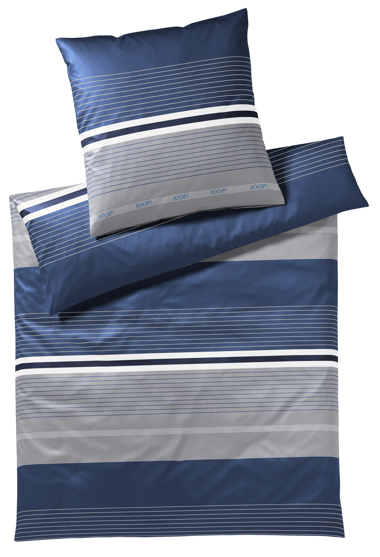 JOOP! Bettwäsche Fit 4091-02 Ocean 135x200 cm Kollektion 2020