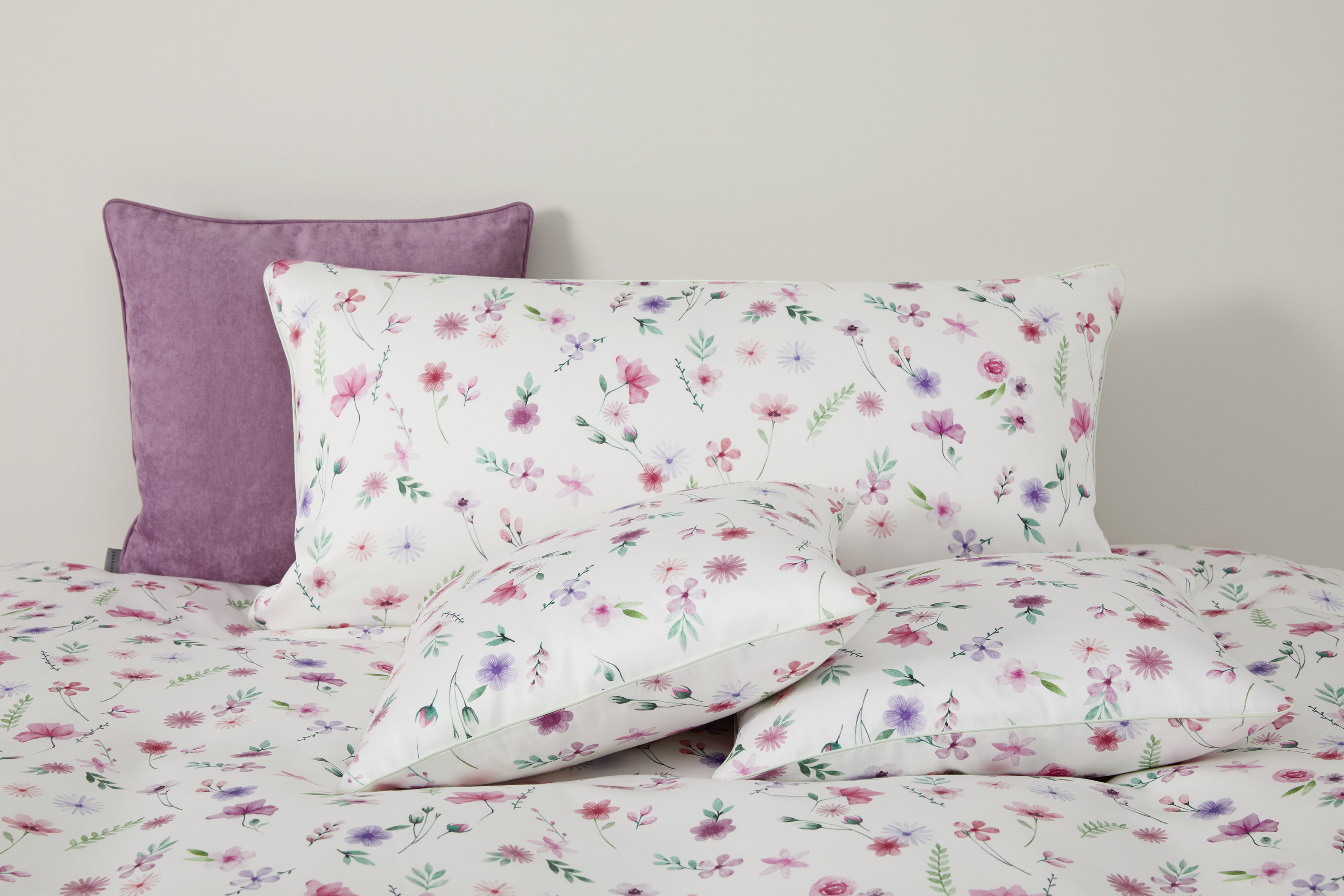 yes for bed Bettwäsche WILD Flowers 779 100% Baumwolle