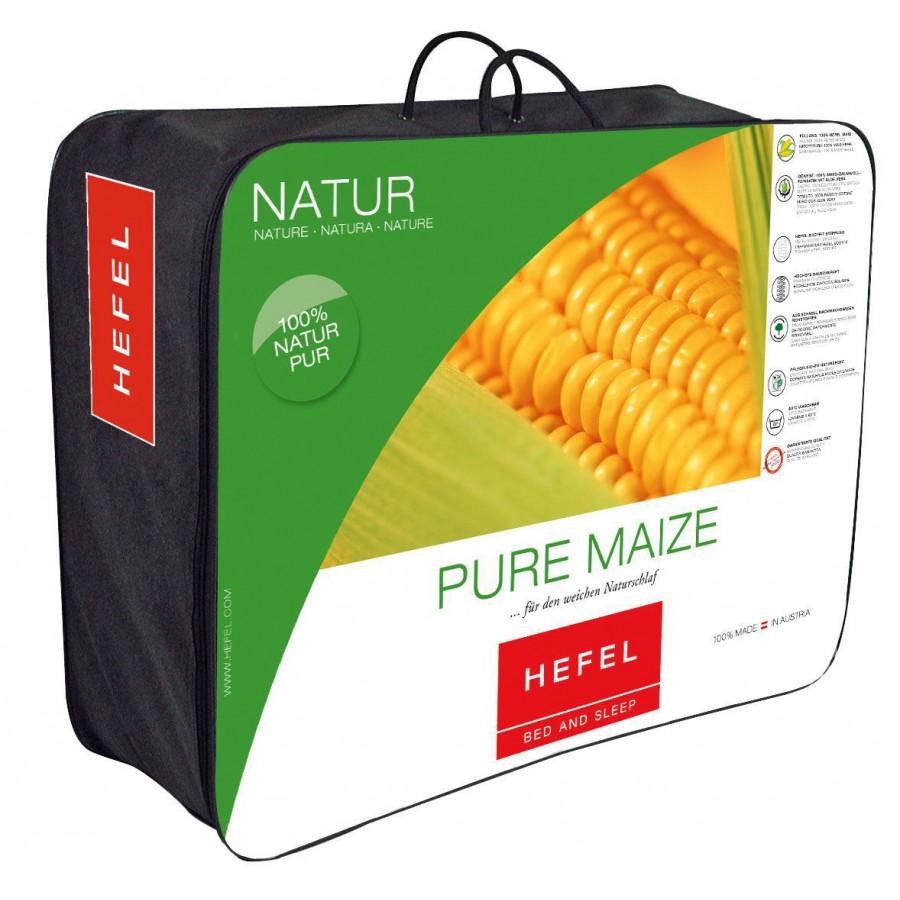 Hefel pure maize WINTERdecke 100% Mais Maize 135x200 pflegeleicht