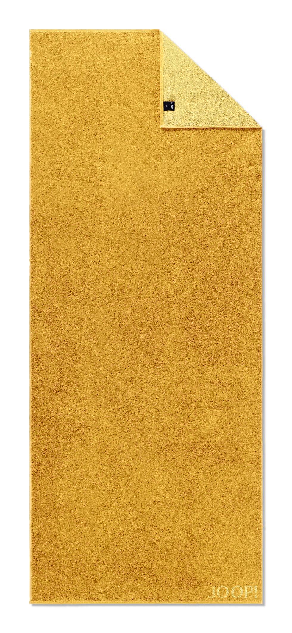 JOOP! Classic Doubleface Saunatuch 80x200 cm 1600-50 Honig Kollektion 2020