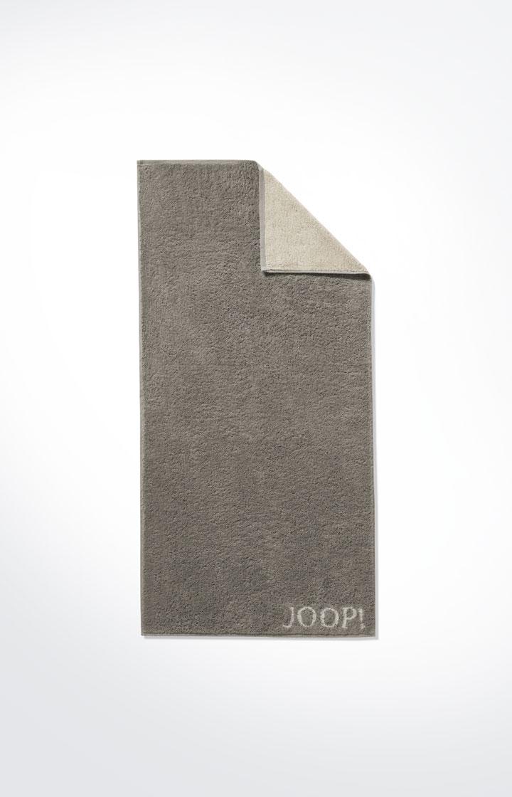 JOOP! Classic Doubleface Duschtuch 80x150 cm 1600-70 Graphit