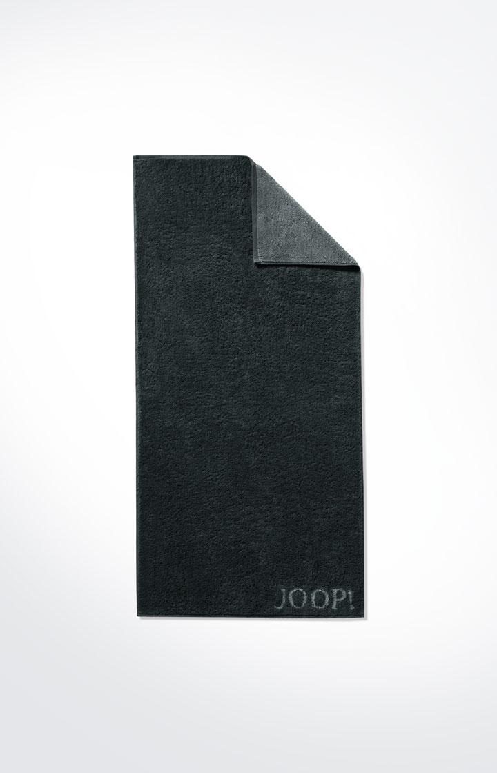 JOOP! Classic Doubleface Saunatuch 80x200 cm 1600-90 Schwarz Kollektion 2020