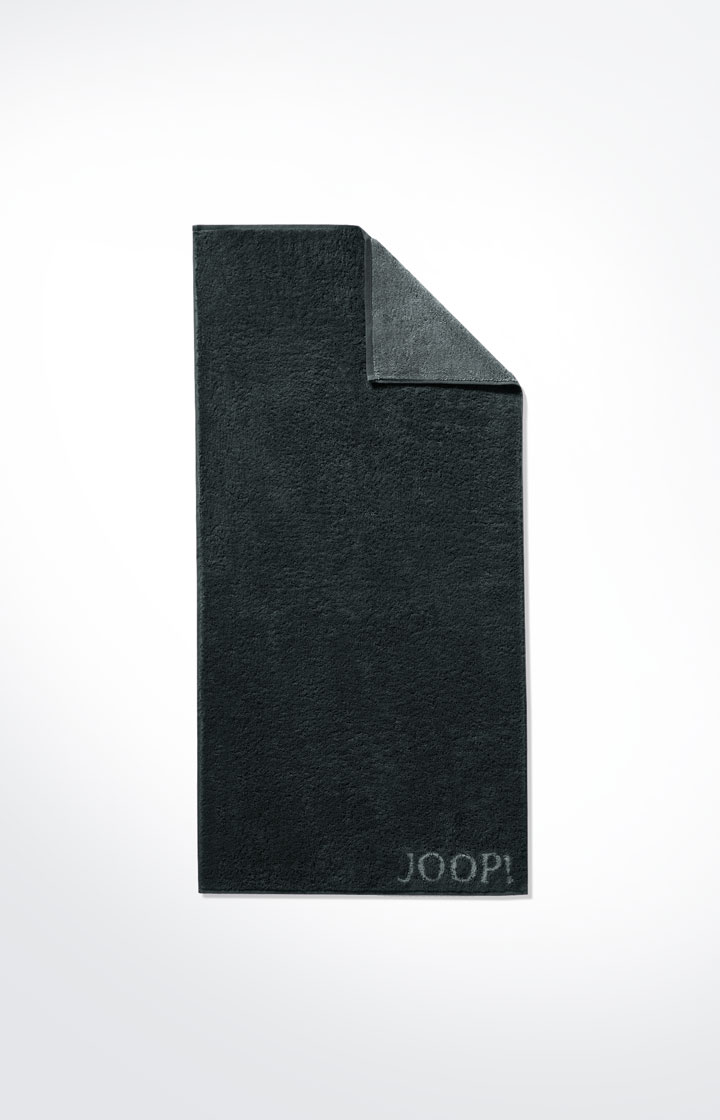 JOOP! Classic Doubleface Saunatuch 1600-90 Schwarz Kollekion 2020