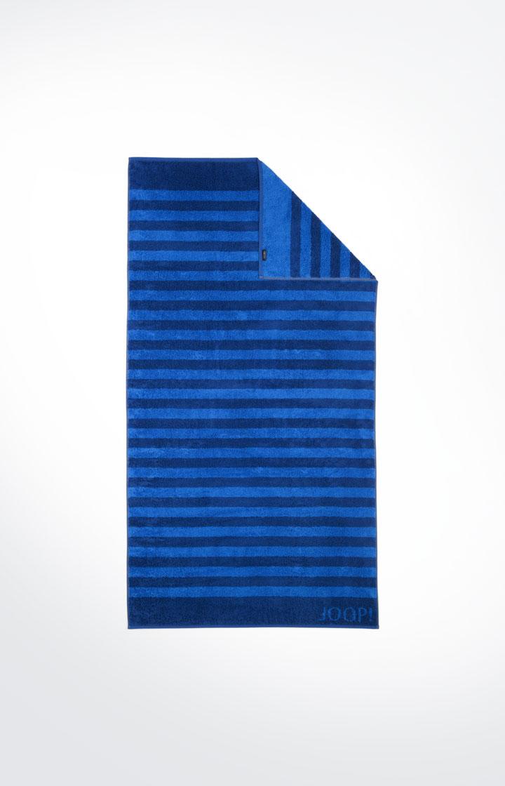 JOOP! Classic Stripes Duschtuch 1610-13 Saphir