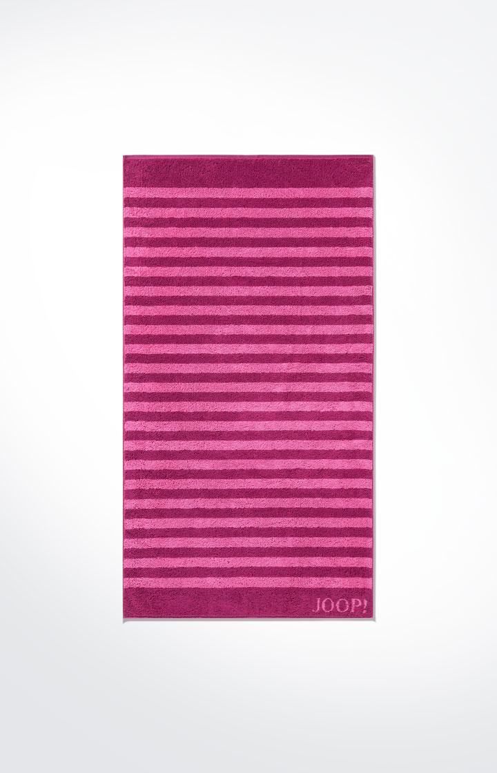 JOOP! Classic Stripes Duschtuch 80x150 cm 1610-22 Cassis