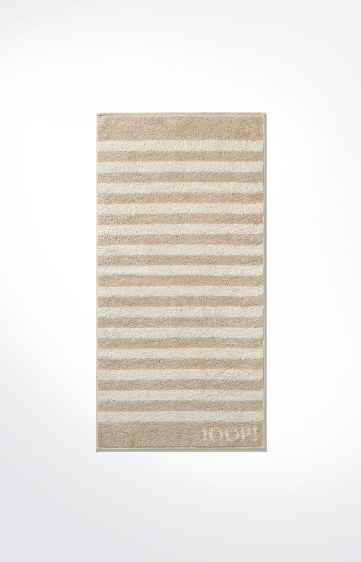 JOOP! Classic Stripes Duschtuch 1610-30 Sand