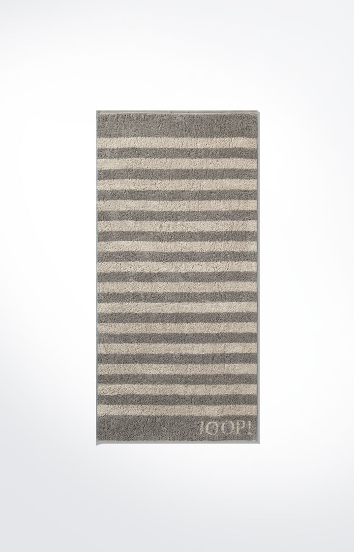 JOOP! Classic Stripes Handtuch 1610-70 Graphit