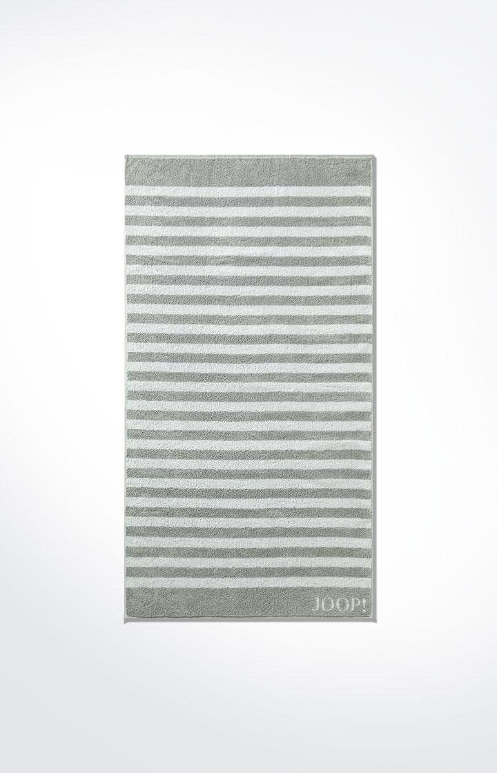 JOOP! Classic Stripes Duschtuch 80x150 cm 1610-76 Silber