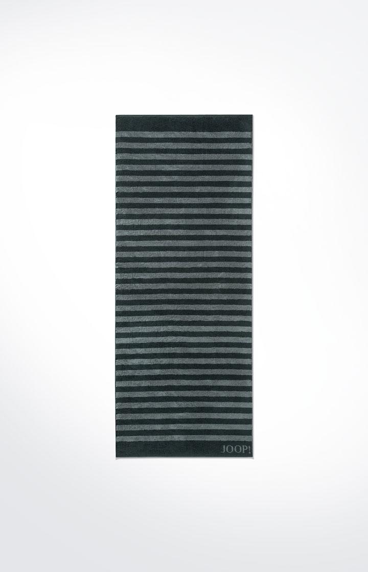JOOP! Classic Stripes Saunatuch 1610-97 Schwarz