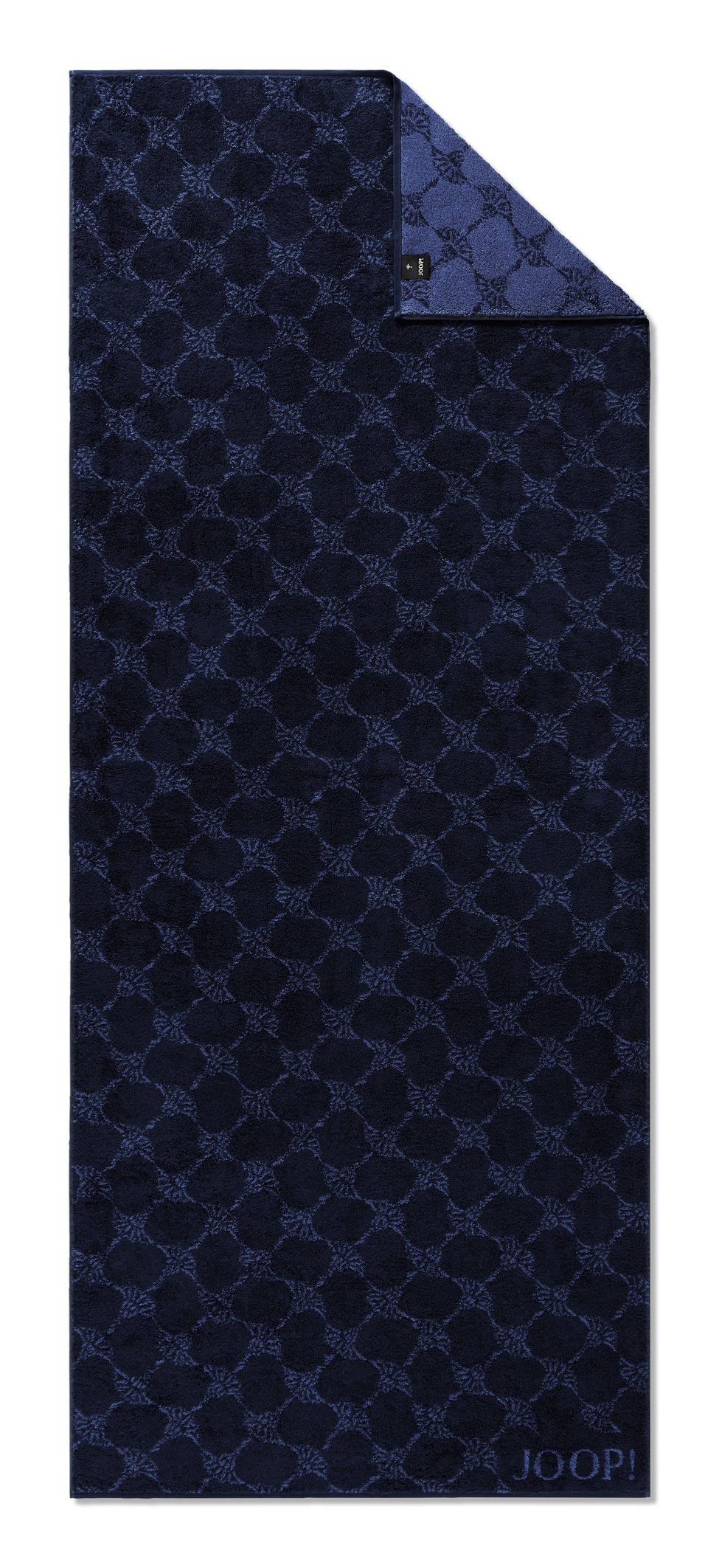 JOOP! Cornflower 1611-14 Navy Saunatuch 80x200 cm Kollektion 2020