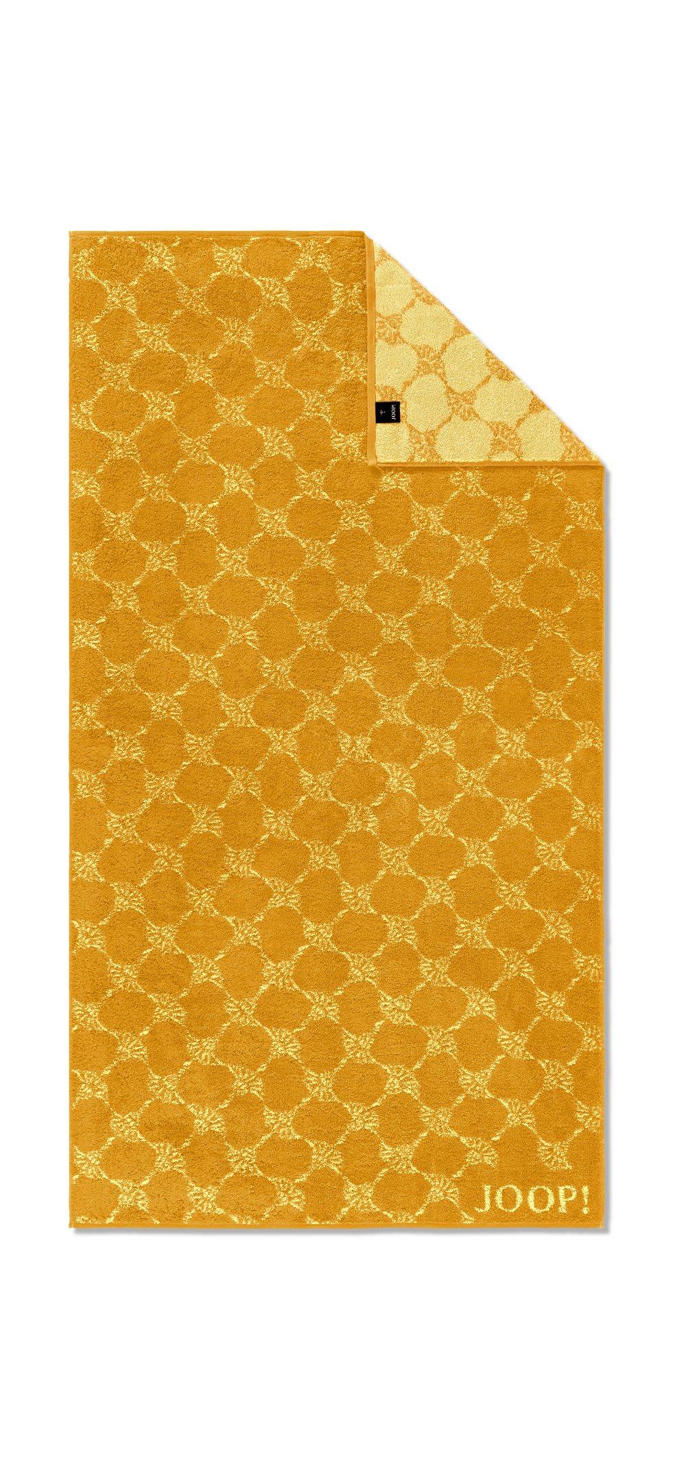 JOOP! Cornflower 1611-50 Honig Duschtuch 80x150 cm Kollektion 2020