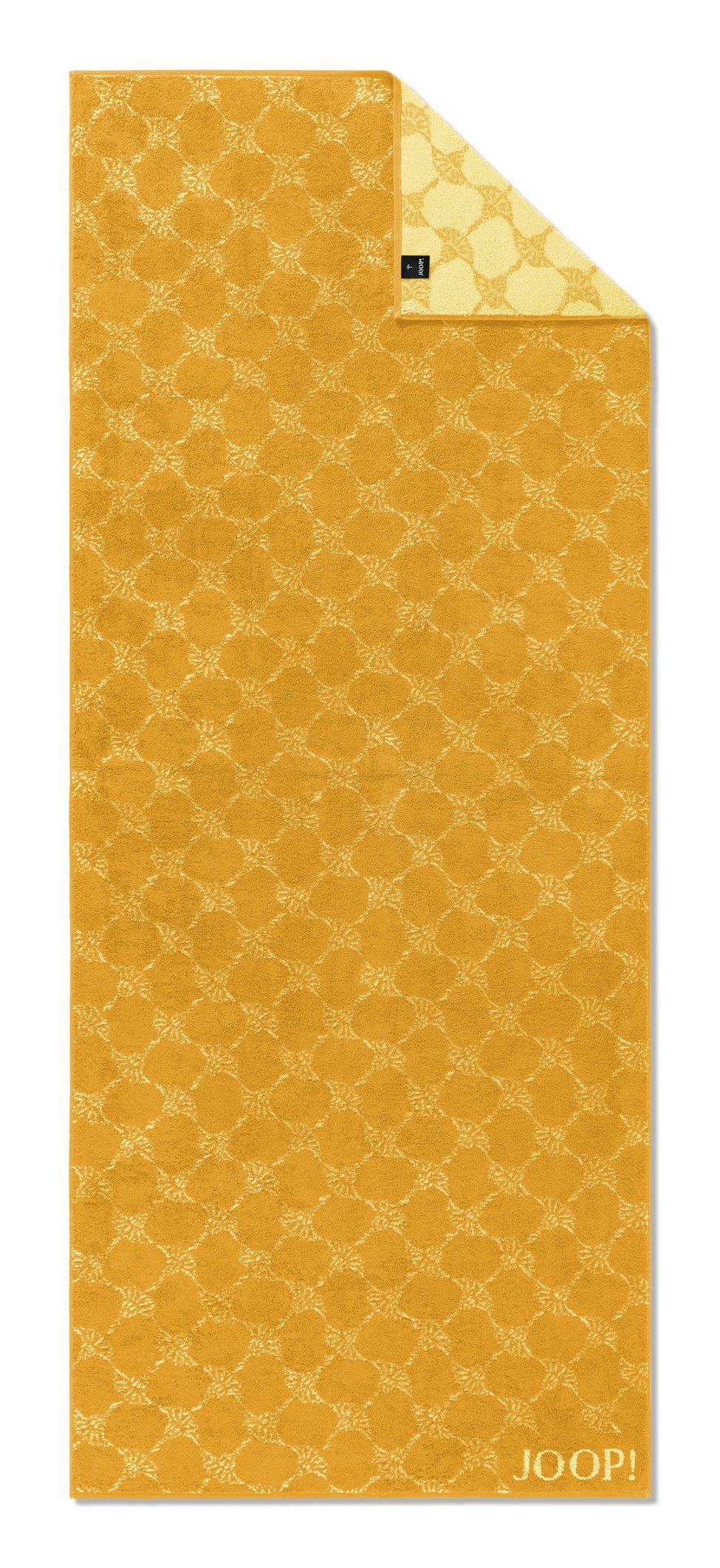 JOOP! Cornflower 1611-50 Honig Saunatuch 80x200 cm Kollektion 2020