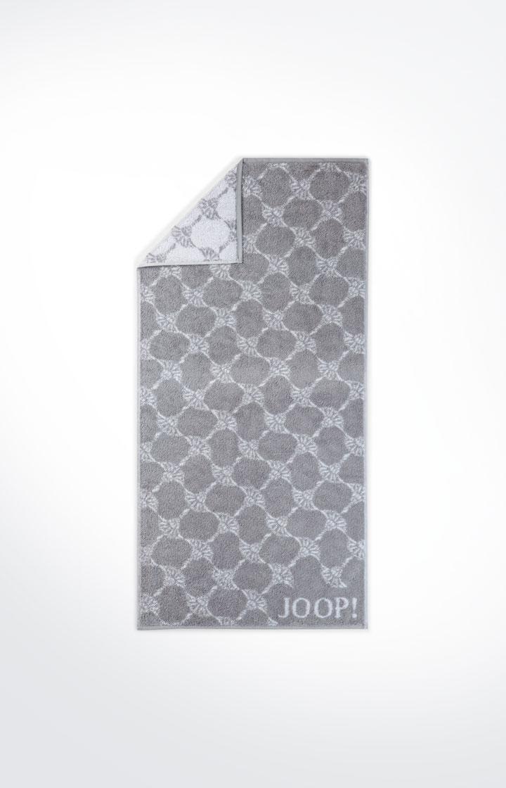 JOOP! Cornflower 1611-76 Silber Handtuch 50x100 cm