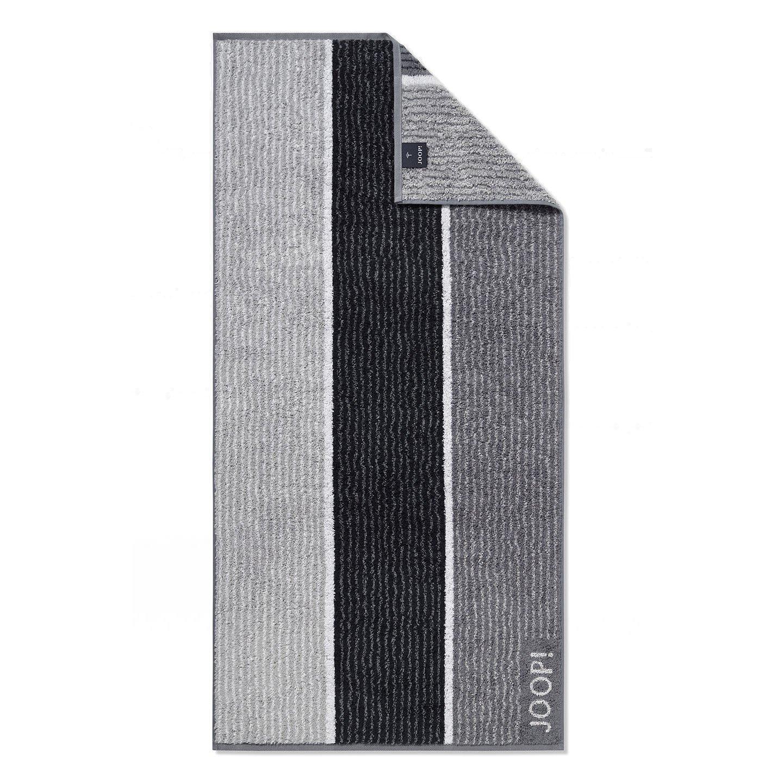 JOOP! Signatures Lines 1658-97 Schwarz 80x150 Duschtuch