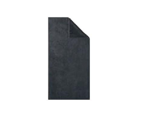 JOOP! Uni-Cornflower 1670-774 Duschtuch extraflauschig 80x150 cm Anthrazit
