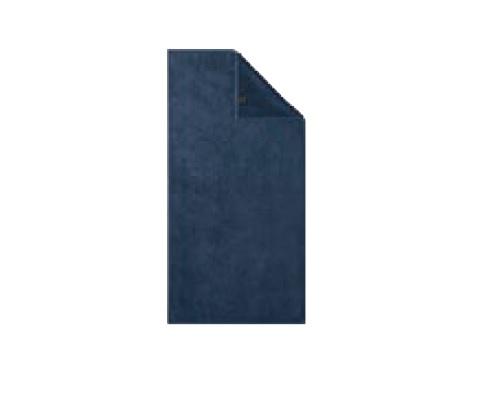 JOOP! Uni-Cornflower 1670-111 Duschtuch extraflauschig 80x150 cm Marine