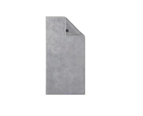 JOOP! Uni-Cornflower 1670-705 Duschtuch extraflauschig 80x150 cm Platin