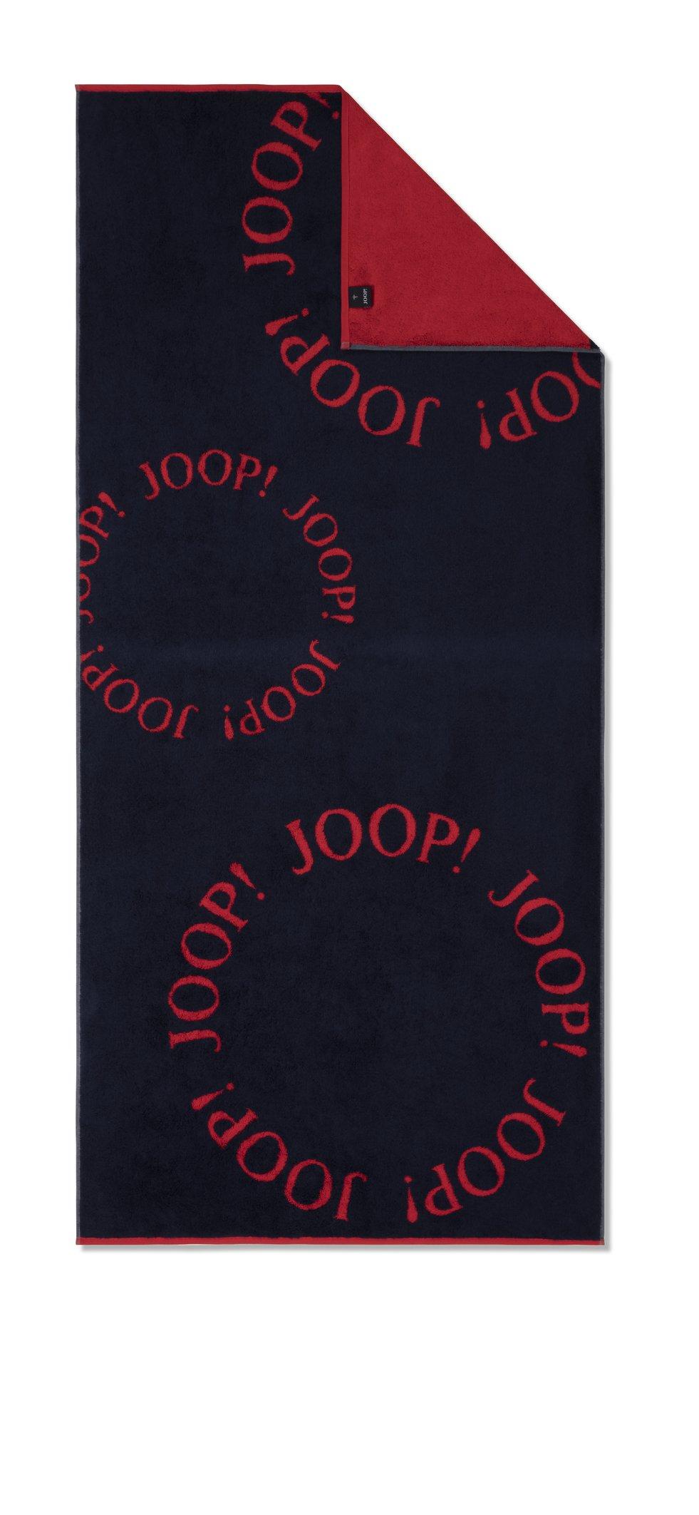 JOOP! Beach Capsule Frotteetuch Strandtuch 80x180 cm 1674-12 Marine