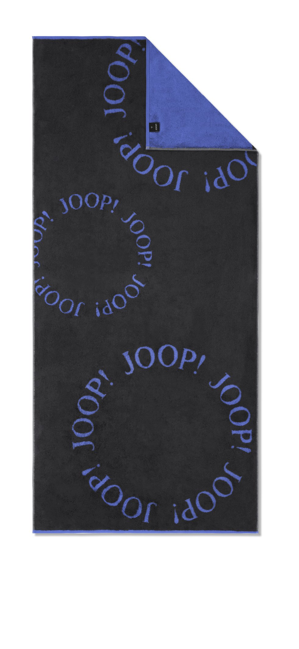 JOOP! Beach Capsule Frotteetuch Strandtuch 80x180 cm 1674-71 Anthrazit