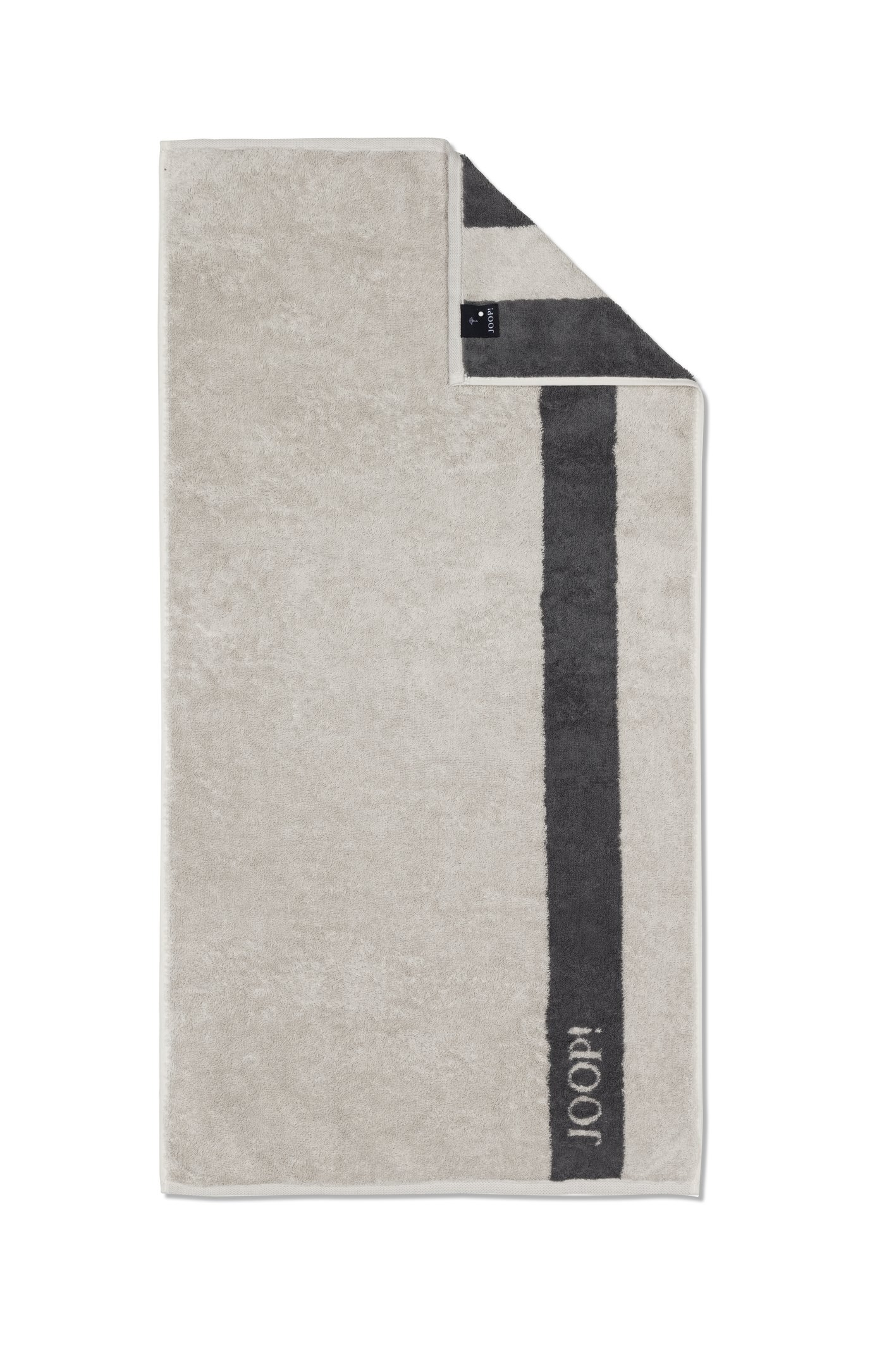 JOOP! Frottierkollektion Infinity 1678-37 Sand Saunatuch 80x200 cm