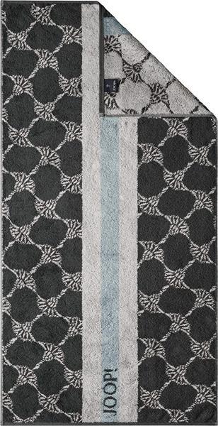 JOOP! Statement 1673 Divided 77 Graphit Duschtuch 80x150 cm