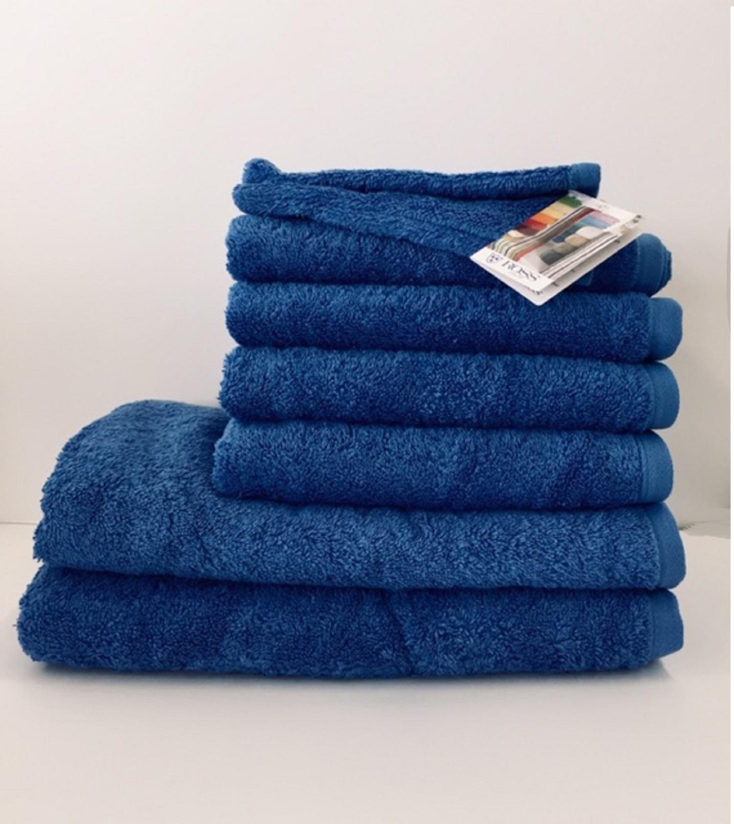 Angebot Ross Handtuchset 4004-23 Ozean 2x Duschtuch 4x Handtuch Gratis 2x Waschhandschuh
