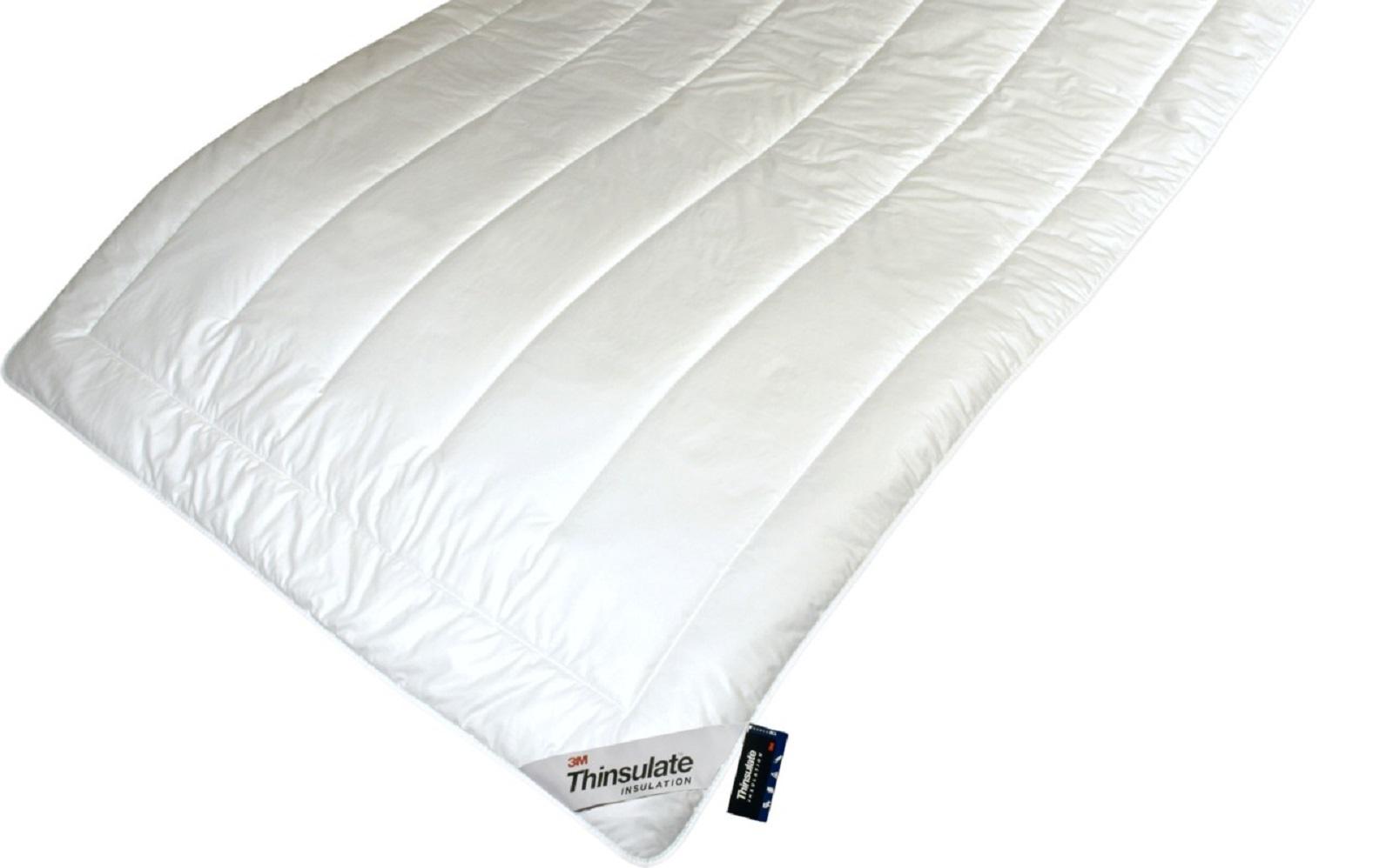Sommerdecke Ultra Leicht Thinsulate 135x200 cm Füllgewicht ca. 160 g