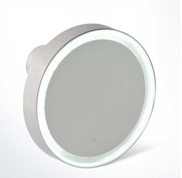 JOOP! Chromeline Spiegel 5-fache Vergrößerung beleuchtet Wandspiegel 010650000