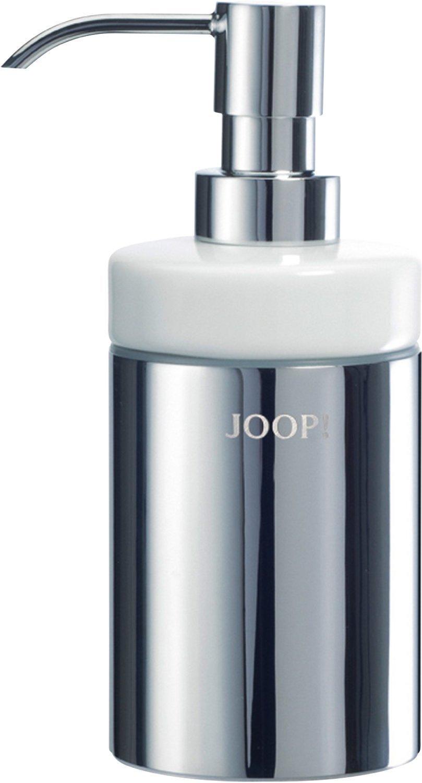 JOOP! Chromeline Seifenspender Keramik und verchromter Edelstahl 010020010