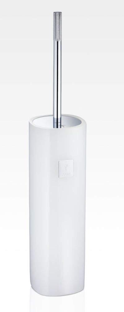 JOOP! Crystal Line freistehende WC Bürstengarnitur Weiß 011581410