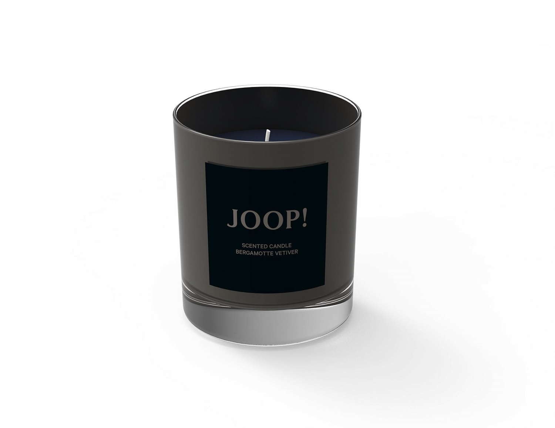 JOOP! feine Duftkerze Bergamotte Vetiver ca. 30h Brenndauer ca. 190 g im Glas