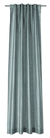 JOOP! Fertig-Vorhang Silk Allover verdeckte Schlaufen 130x250 70523-010 Grau