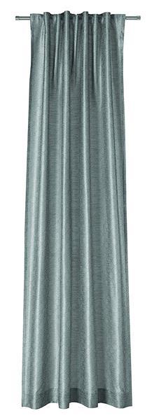 JOOP! Fertig-Vorhang Silk Allover verdeckten Schlaufen 130x250 70523-010 Grau