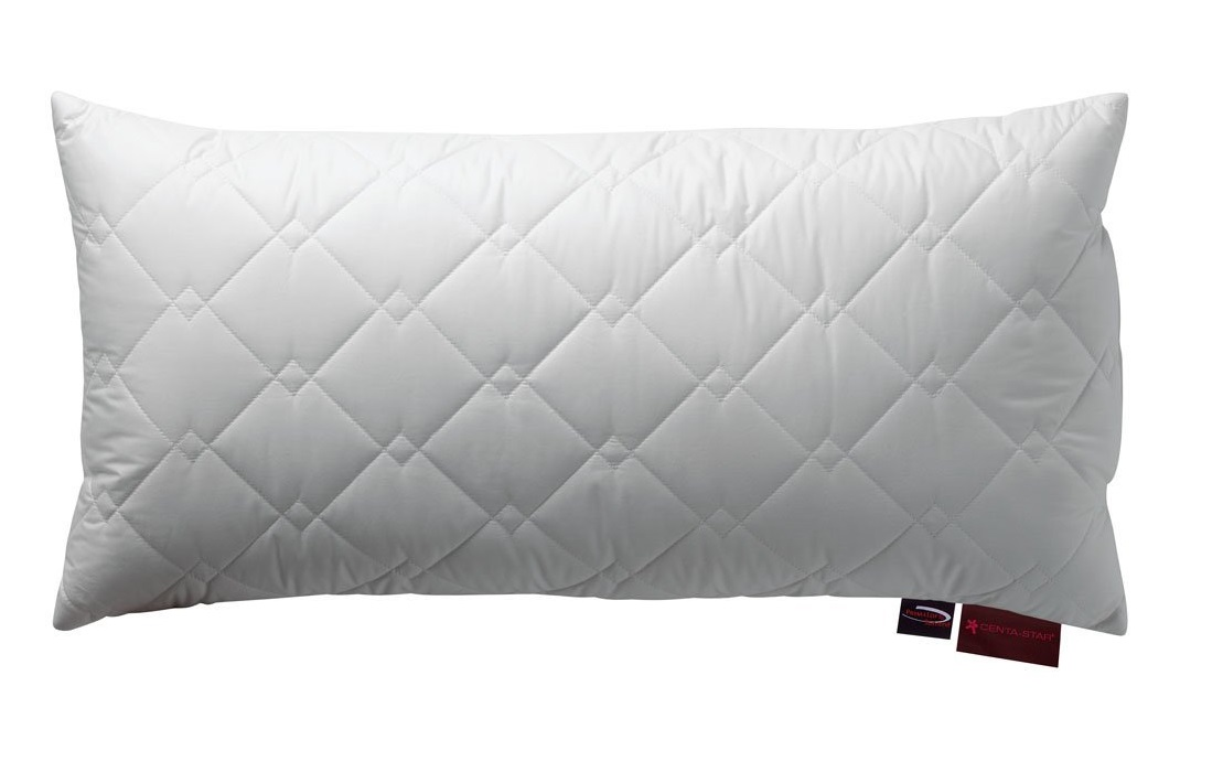 Centa-Star Kissen Royal Kugelfaser 40x80 cm  high Tec Faser super soft ca.500 g