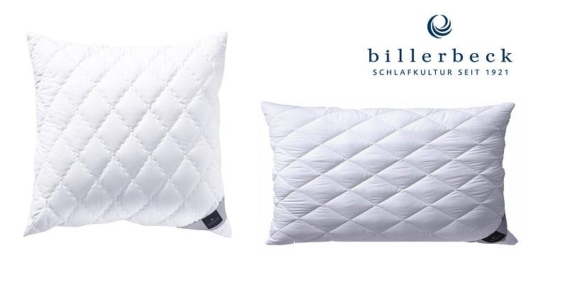 billerbeck Kissen 520 Alcando elastische Stützwirkung Faserkissen